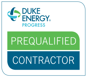 DUKE ENERGY PROGRESS PRE-QUALIFIED CONTRACTOR