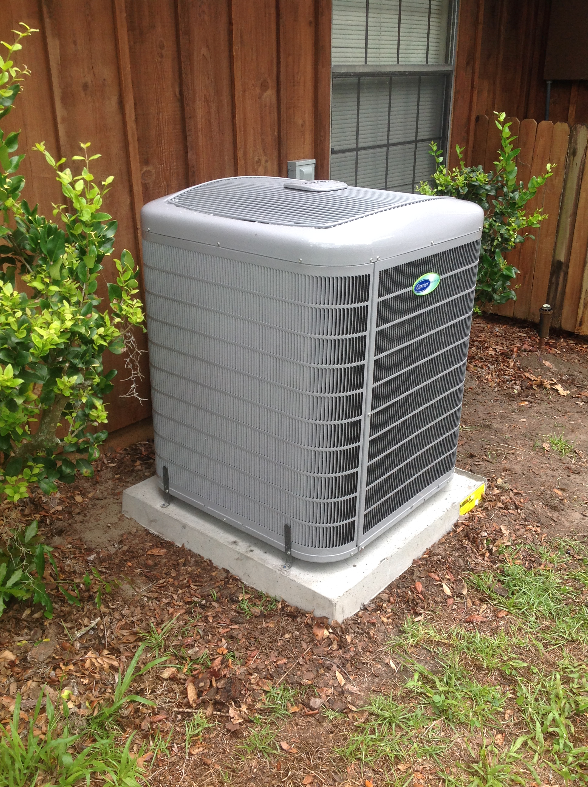 Infinity Series Heat Pump Condenser