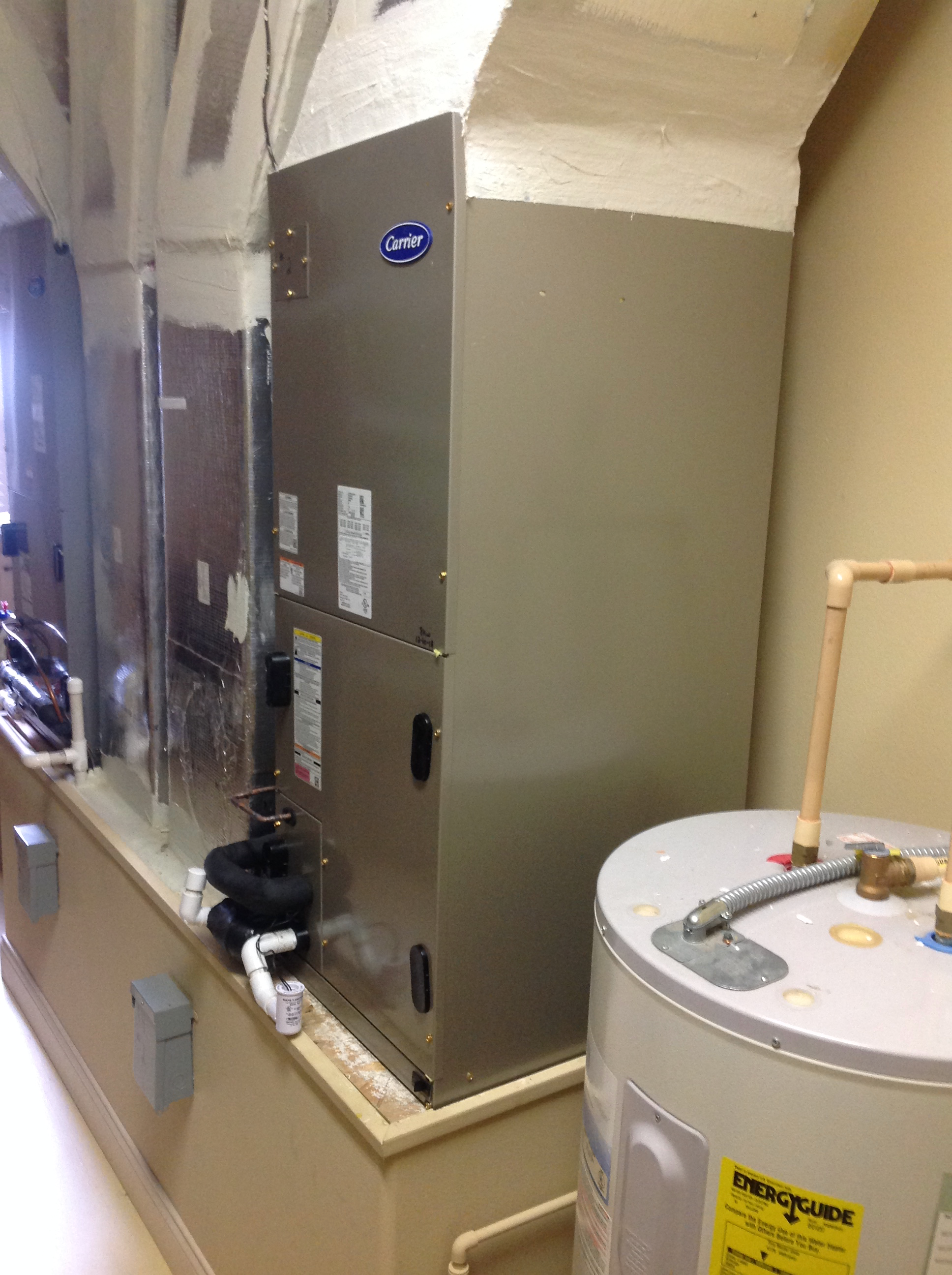 Air Handler Installation - Commercial Installation