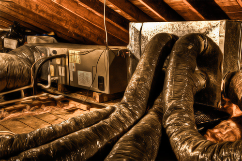 HVAC Replacement Before 3<br><small>Complete Heating & Cooling Replacement With Ductwork Before 3.</small>