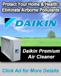 Daikin Premium Air Cleaner