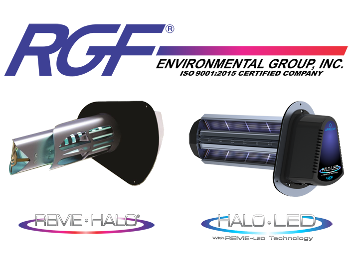 RGF's Air Purification Systems