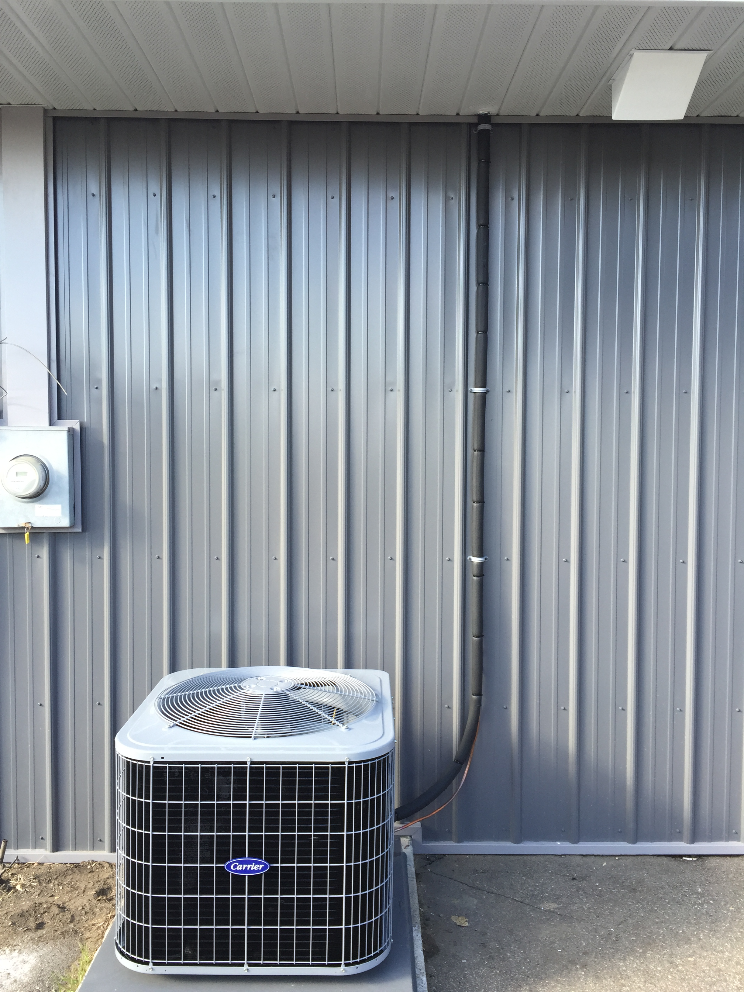Carrier Split System Air Conditioner