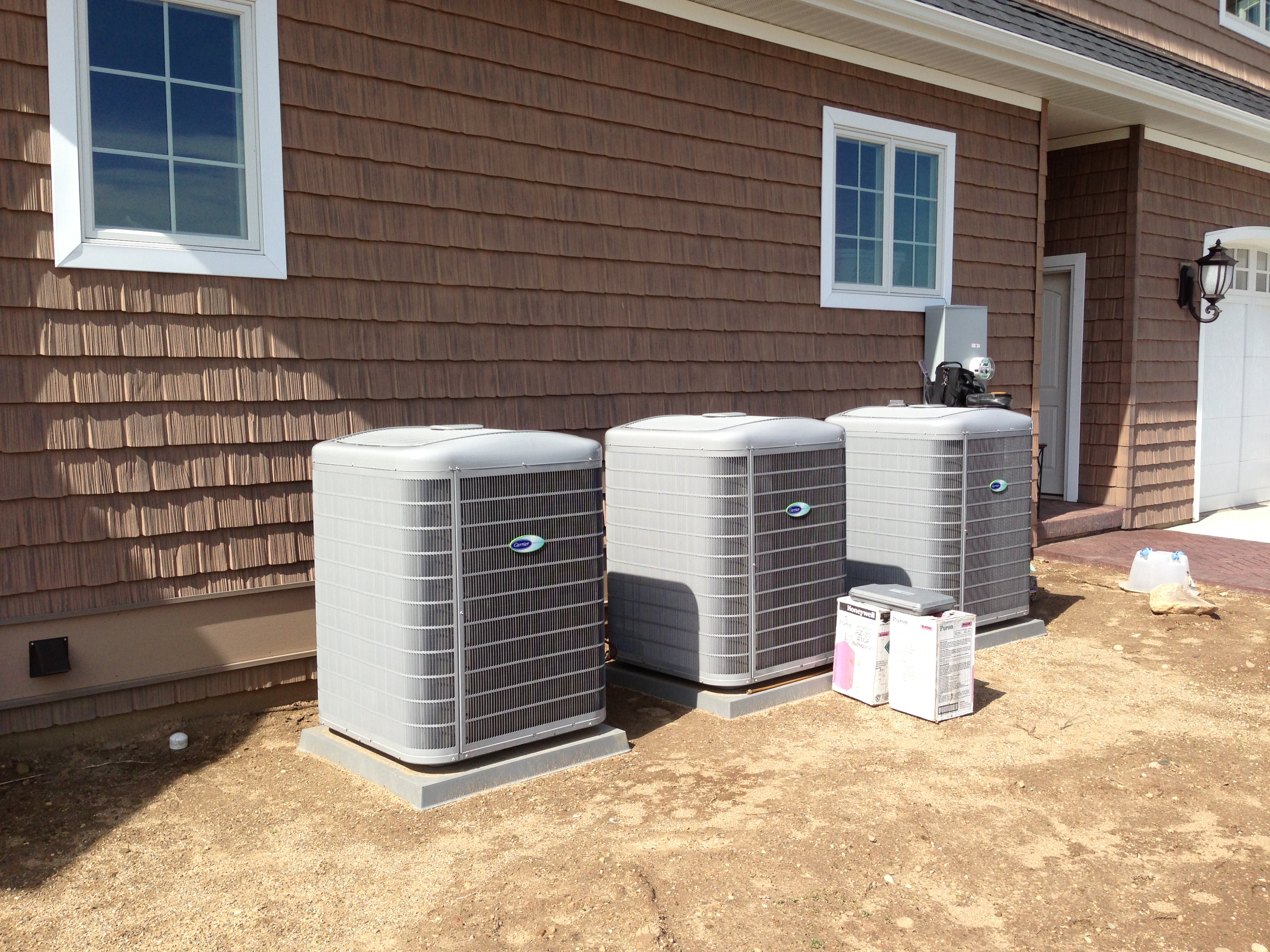 Multi Zone Air Conditioning Installation