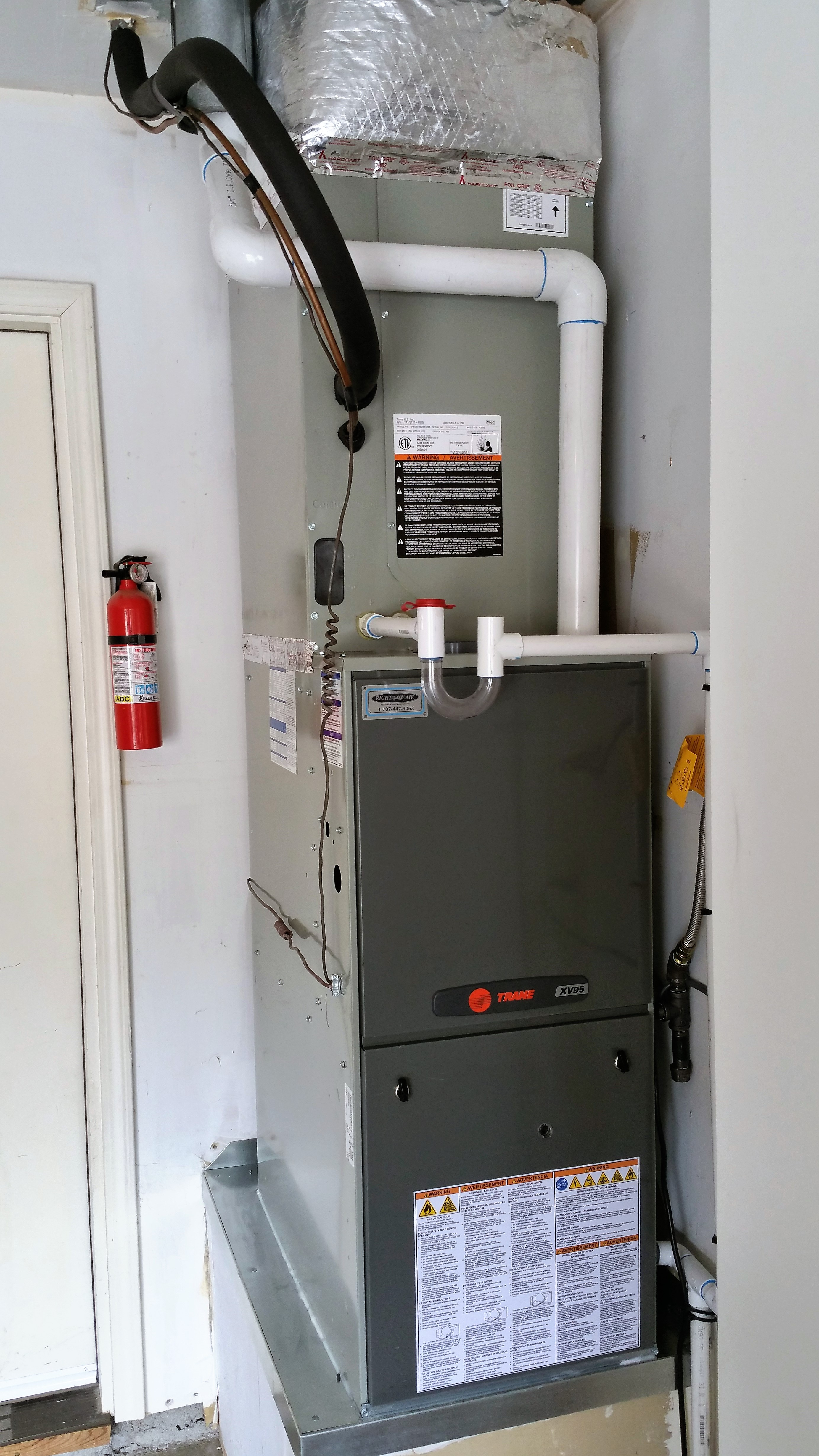 Why your air conditioner needs a condensate overflow safety