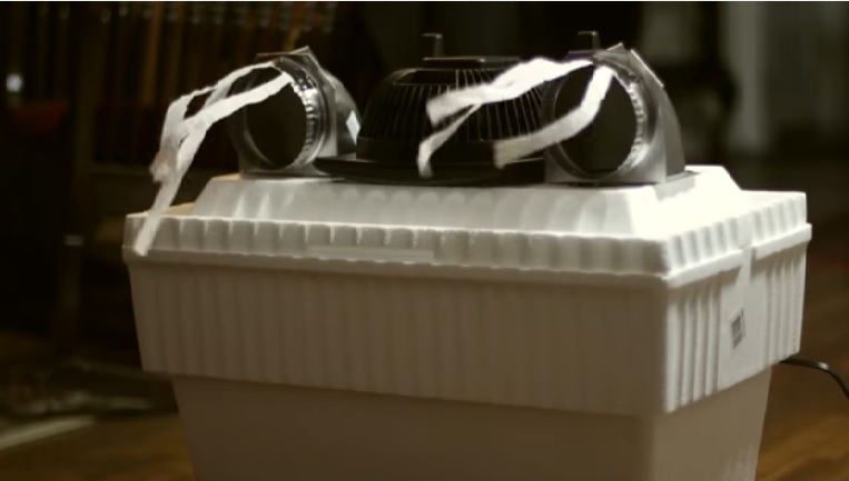 How to make your own air conditioner