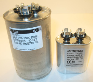 Understanding your repairs - Capacitors