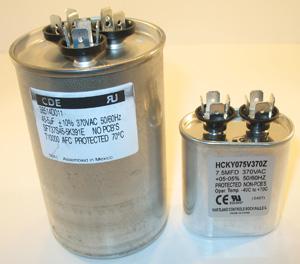 Understanding your repairs - Capacitors