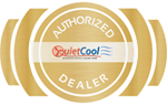 Quiet Cool Authorized Dealer Logo