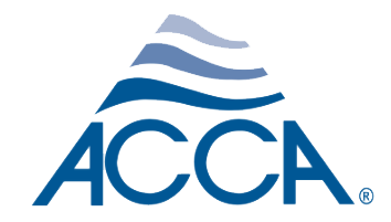 Air Conditioning Contractor's Association of America ACCA logo