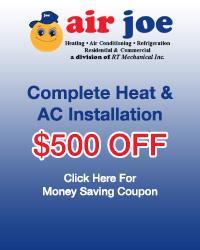 Complete Heat & AC Installation