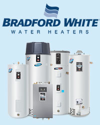 We offer Bradford White Water Heaters