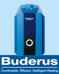 We offer Buderus Boilers