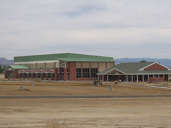 Carbon County Expo Center - Price UT