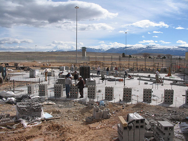 Central Utah Correctional Facility N3 - Gunnison UT