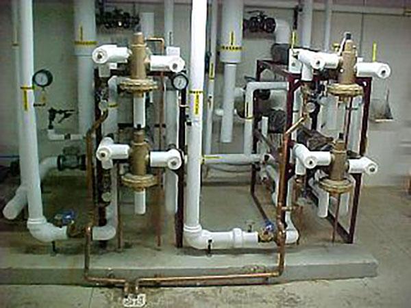 CUCF Hot Water Project - Gunnison UT