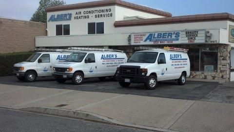 residential building vans