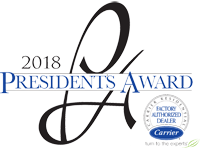 Carrier President's Award 2018