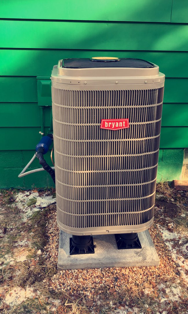 Bryant 5 Stage Heat Pump - Milan, OH
