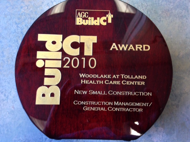 Image of 2010 Build CT Award