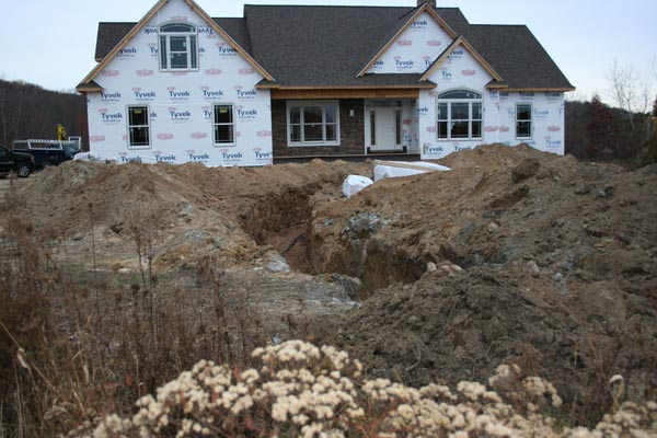Geothermal Home Installation