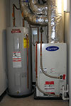 Water Heater Heat Pump Installation