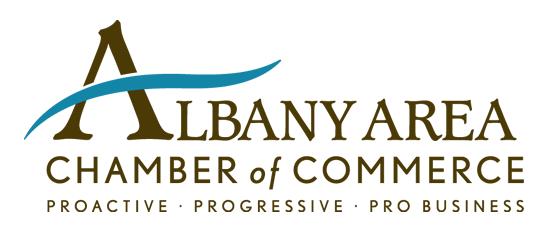 Albany Chamber of Commerce logo