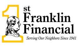 1ˢᵗ Franklin Financial logo