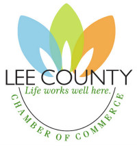 Lee County Chamber of Commerce logo