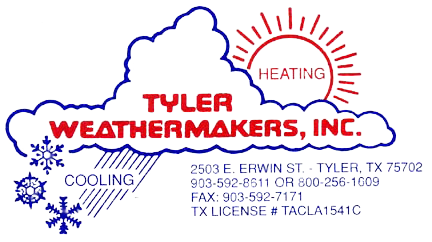 Tyler Weathermakers Inc