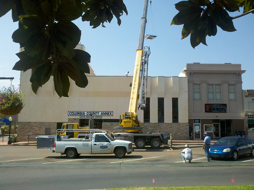 Columbia County Commercial Heating & Air Conditioning Install