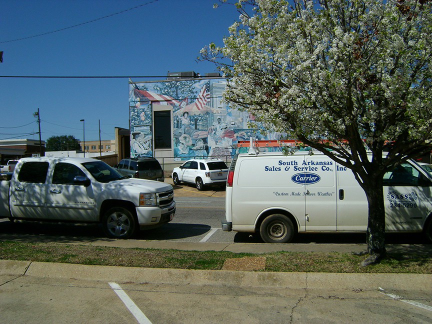 Installation Images and Photo Gallery for South Arkansas Sales and