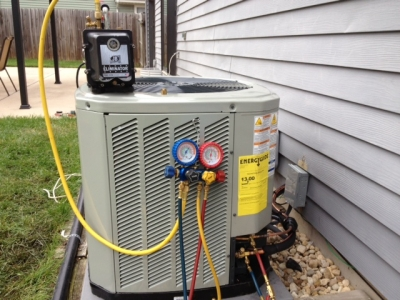 West Chicago Residential Air Conditioning Installation