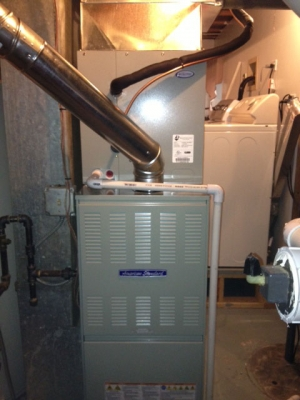 West Chicago Residential Heating Installation