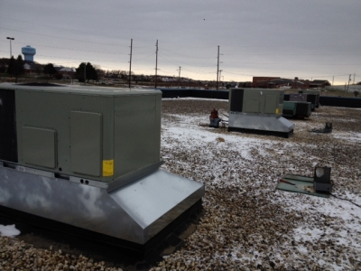 Commercial Heating & Cooling Install Round Lake Beach IL