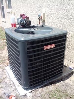 Goodman 13 SEER Air Conditioner
