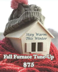 Fall Furnace Clean & Check