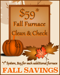 Fall Furnace Check