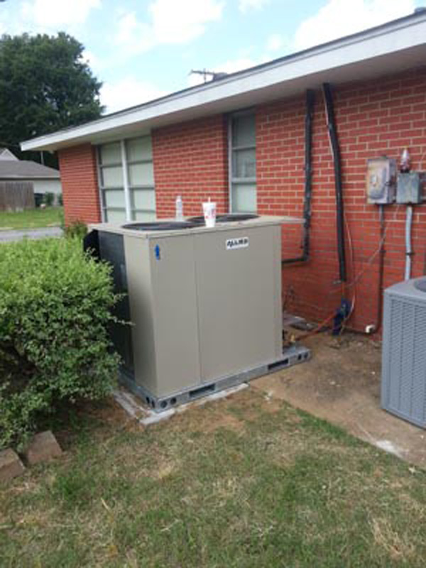 Greater Life Missionary Baptist Efficient Commerical Air Conditioner Replacement