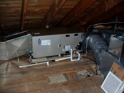 Carrier Air Handler Replacement Baldwin County