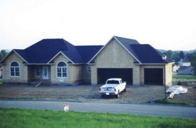 This home is located in Becker Creek Allotment in Dover, Ohio. It's a beautiful home with an in-ground swimming pool.