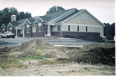 Here is a picture of the Harvard Office Building located on the corner of Whipple Avenue and 22nd Street in Canton, Ohio. During the construction Simpson Heating and Cooling installed separate comfort systems to the (6) business locations, and also (2) heated garage systems located in the rear of this structure under the offices.