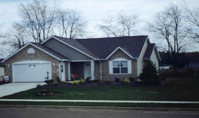 This home was built in the beautiful Pine Ridge Development, located in Strasburg, Ohio. This home is a one floor plan that makes living and house work a dream come true. A picture just cannot tell the total story about this home sweet home story. Simpson Heating and Cooling is proud to say they installed the heating and cooling system in this home.