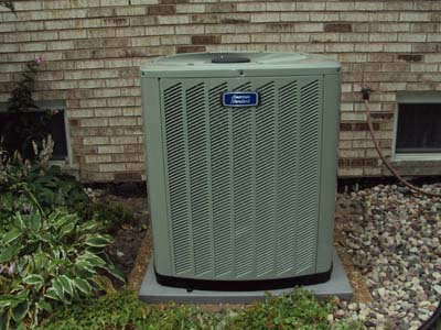 American Standard Residential Air Conditioning