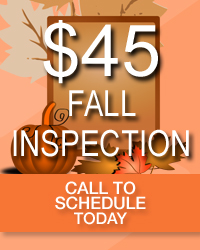 $45 Fall Inspection