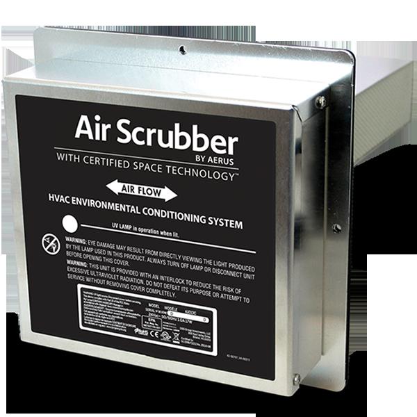 Air Scrubber Air Purifiers
