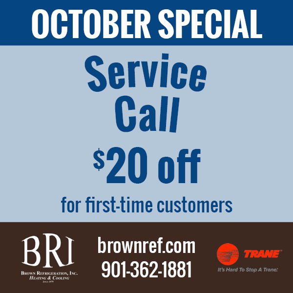 October Specials are Here!