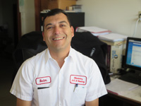 Team Member Hector Martinez