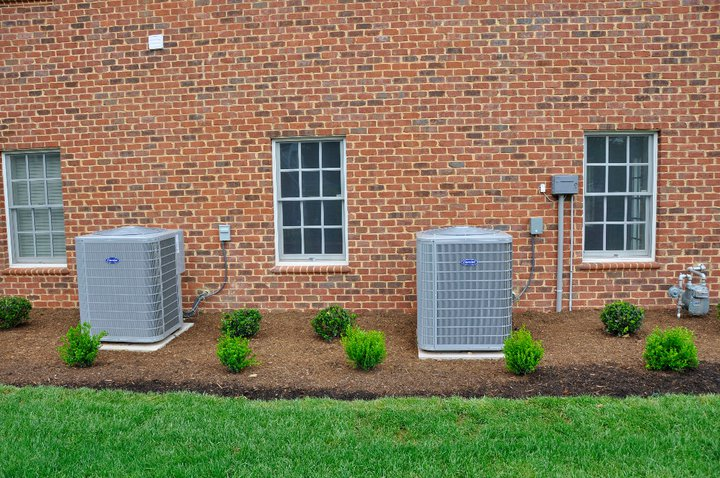 Carrier Dual Air Conditioning Installation