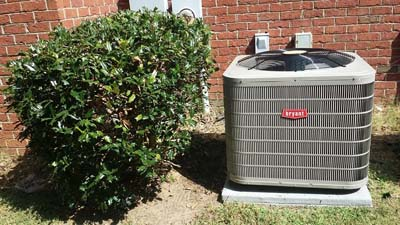 15 SEER Bryant Heat Pump Installation